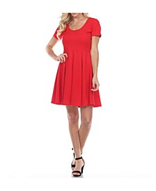 Meghan Short Sleeve Dress