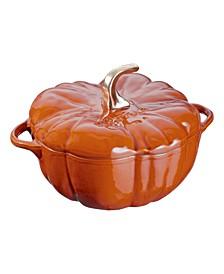Cast Iron 5-Qt. Pumpkin Cocotte