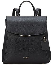 Grace Leather Backpack