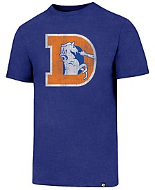 Men's Denver Broncos Knock Around Club T-Shirt