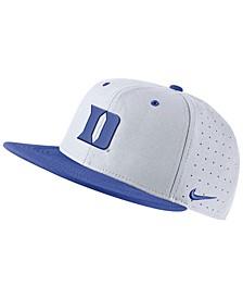 Duke Blue Devils Aerobill True Fitted Baseball Cap