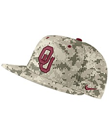 Oklahoma Sooners Aerobill True Fitted Baseball Cap