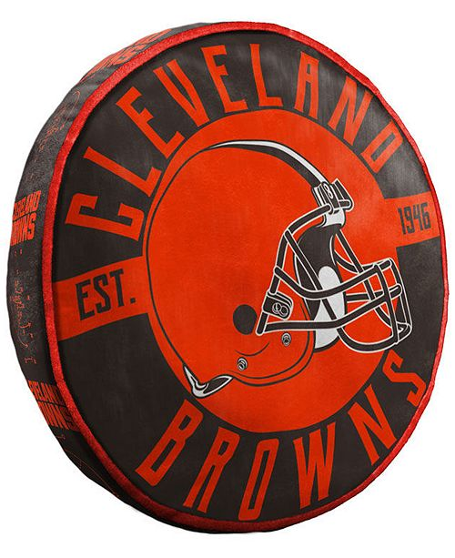Northwest Company Cleveland Browns 15inch Cloud Pillow