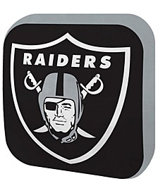 Oakland Raiders 15inch Cloud Pillow