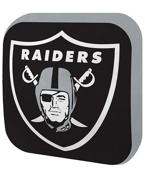 Northwest Company Oakland Raiders 15inch Cloud Pillow