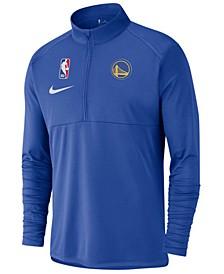 Men's Golden State Warriors Coaches Element Half-Zip Dry Top