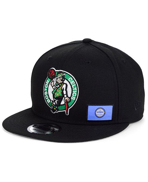 New Era Boston Celtics Flawless Flag 9FIFTY Cap