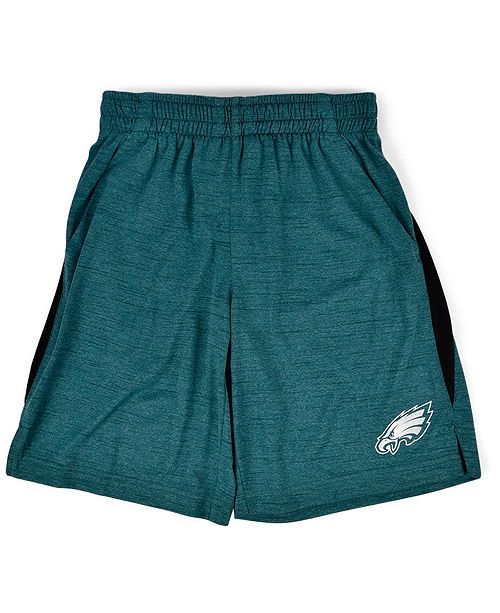 Outerstuff Big Boys Philadelphia Eagles Content Shorts