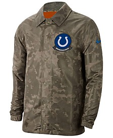 Men's Indianapolis Colts Salute to Service Light Weight Jacket