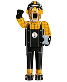 "Pittsburgh Steelers 12"" Mascot Puzzle"