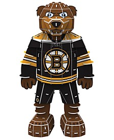 "Boston Bruins 12"" Mascot Puzzle"
