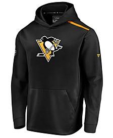Men's Pittsburgh Penguins Authentic Pro Rinkside Hoodie