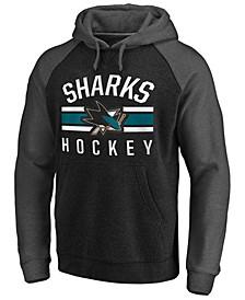 Men's San Jose Sharks Shootout Hoodie
