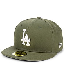 Los Angeles Dodgers Re-Dub 59FIFTY Fitted Cap