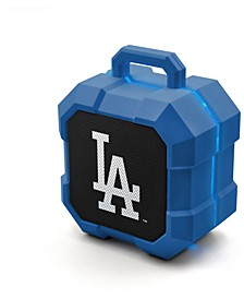 Prime Brands Los Angeles Dodgers Shockbox LED Speaker