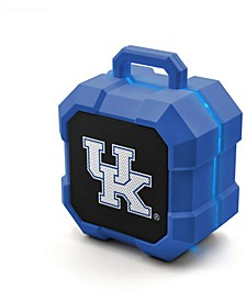Prime Brands Kentucky Wildcats Shockbox LED Speaker