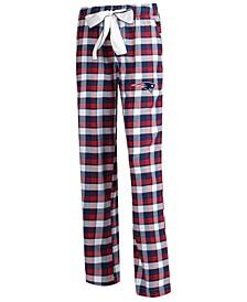Women's New England Patriots Piedmont Flannel Pajama Pants