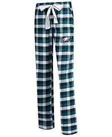 Women's Philadelphia Eagles Piedmont Flannel Pajama Pants