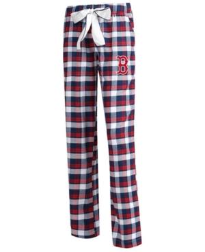 Women's Boston Red Sox Piedmont Flannel Pajama Pants