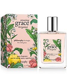 Amazing Grace Bergamot Eau de Toilette, 2-oz.
