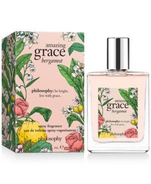 philosophy Amazing Grace Bergamot Eau de Toilette, 2-oz.