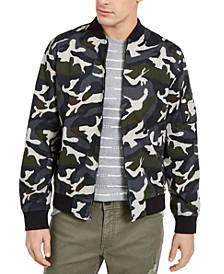 Men's Ventura Camo Bomber Jacket
