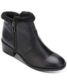 Women's Salt Zip Cozy Booties