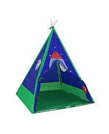 Outer Space, Teepee Play Tent