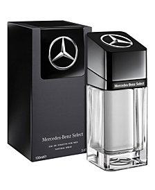 Mercedes-Benz Select Eau De Toilette, 3.4 Oz