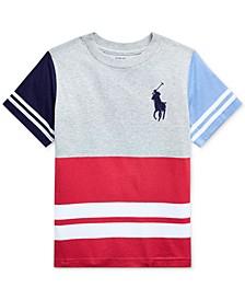 Toddler Boys Big Pony Cotton Jersey Graphic T-Shirt