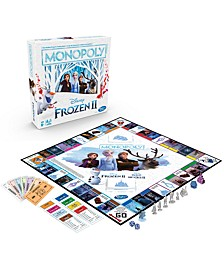 Game: Disney Frozen 2 Movie Edition Board Game