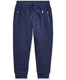 Toddler Boys Piqué Jogger Pants