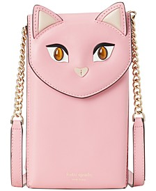 Cat Phone Crossbody