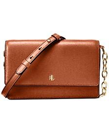 Medium Winston Leather Crossbody