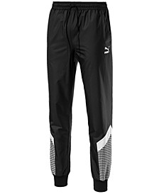 Men's Colorblocked Track Pants