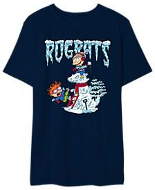 Rugrats Snowball Fight Men's Graphic T-Shirt