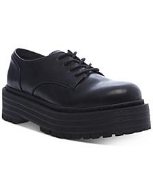 Minty Lug Loafers