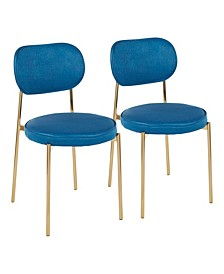 Chloe Dining Chair, Set of 2