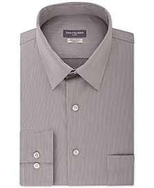 Men's Fit Flex Collar Stripe Dress Shirt