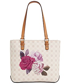 Signature Rose Tote, Created For Macy's