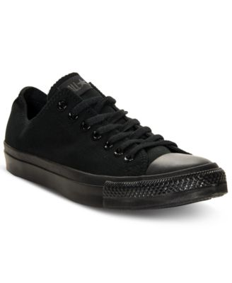 Men's Chuck Taylor Ox Athletic Casual Sneakers from Finish Line