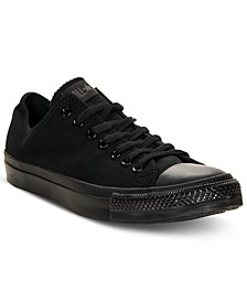 Men's Chuck Taylor Low Top Sneakers from Finish Line