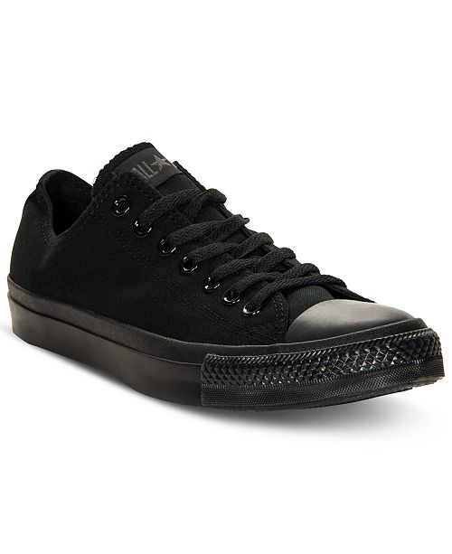 Converse Men's Chuck Taylor Ox Athletic Casual Sneakers from Finish Line