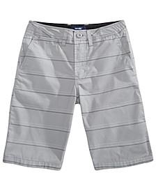 Big Boys Arrowwood Stripe Shorts