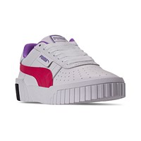 Deals on Puma Women's Cali Fashion Casual Sneakers