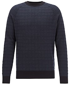 BOSS Men's Archiebold Regular-Fit Sweater