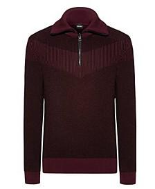 BOSS Men's Ayfair Knitted Sweater