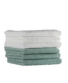 6-Pc. Washcloth Bundle Set