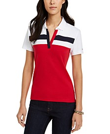 Cotton Iconic Polo Shirt