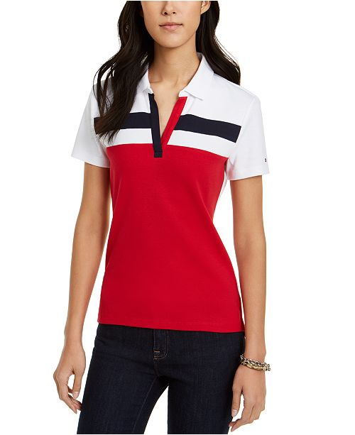 Tommy Hilfiger Cotton Iconic Polo Shirt